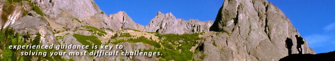Guidance - Climbers Rocky Ridge