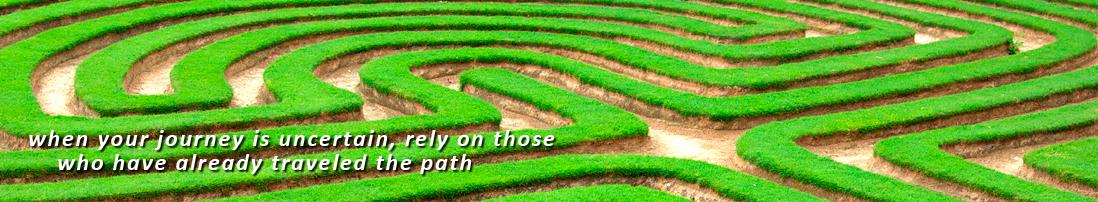 B4 on Path - Maze